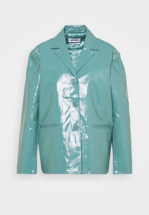 ZANA SHORT JACKET - Lehká bunda - turquoise