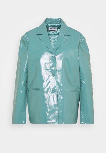 ZANA SHORT JACKET - Light jacket - turquoise