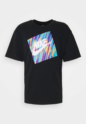 TEE WILD - T-shirt con stampa - black