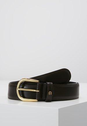 Belt - ebony
