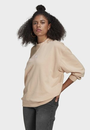 Sweatshirt - halo blush