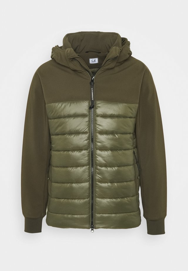 OUTERWEAR MEDIUM JACKET - Lett jakke - ivy green