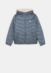 Abercrombie & Fitch - COZY PUFFER - Winter jacket - blue - 0