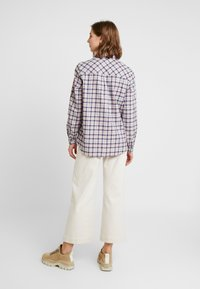 New Look - PAMMY CHECK - Blouse - pink - 2