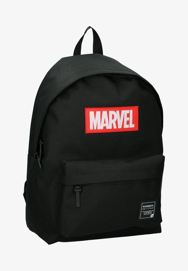 AVENGERS DEVOTED TO PROTECT - Rygsække - black
