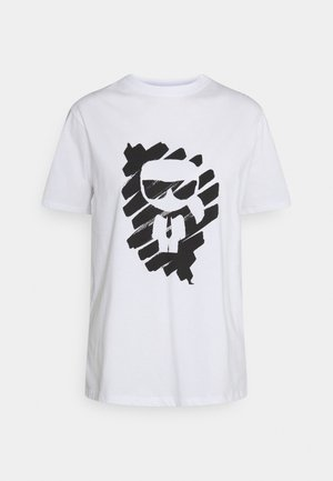 IKONIK GRAFFITI  - T-Shirt print - white