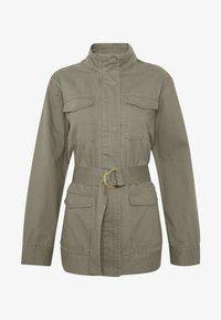 Saint Tropez - THEA JACKET - Summer jacket - army green - 3