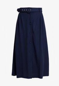 mint&berry - A-snit nederdel/ A-formede nederdele - navy - 3