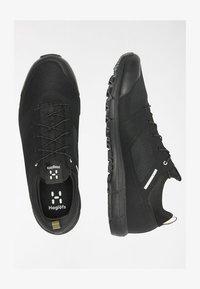 Haglöfs - L.I.M LOW - Hiking shoes - true black - 2