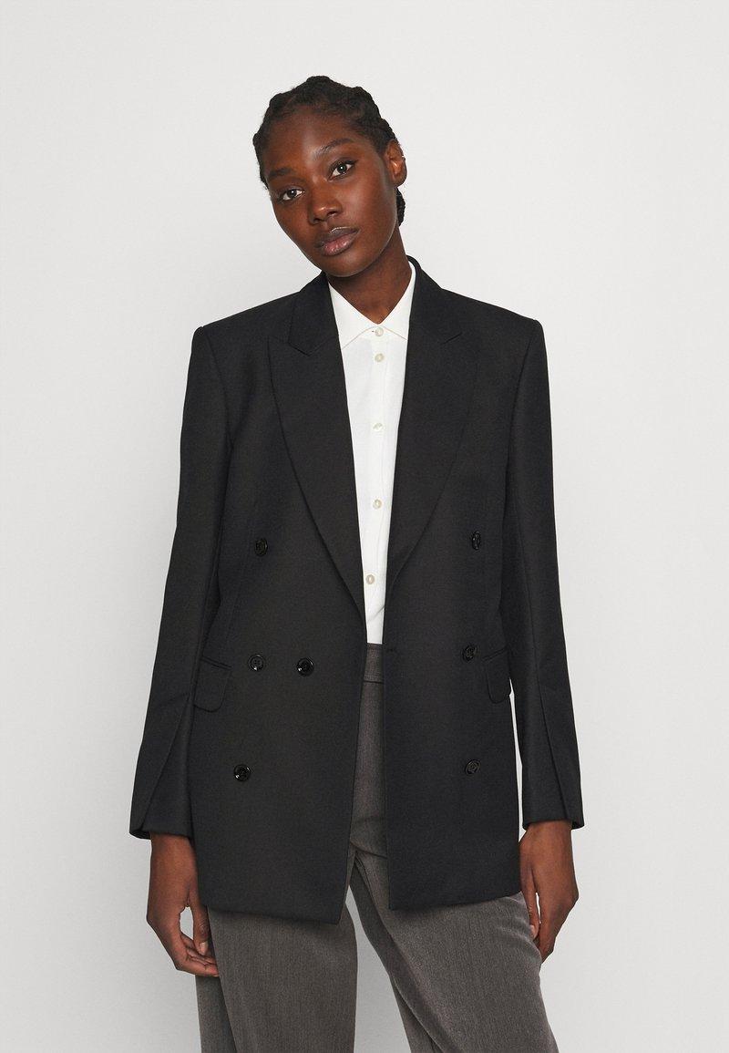 Hope - NITE - Short coat - black