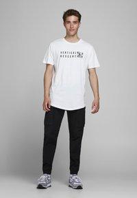 Jack & Jones - Print T-shirt - white - 1