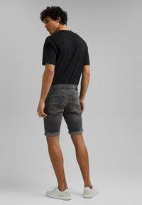 edc by Esprit - Short en jean - grey medium washed - 2
