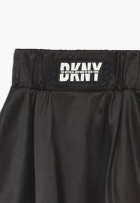 DKNY - A-line skirt - black - 2