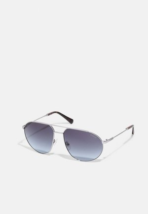 UNISEX - Sunglasses - shiny gunmetal/smoke