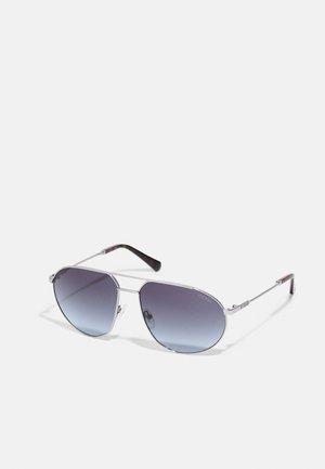 UNISEX - Sluneční brýle - shiny gunmetal/smoke