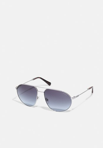 UNISEX - Sunglasses - shiny gunmetal/smoke