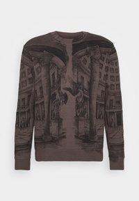 HUGO - DADDED - Sweatshirt - charcoal - 4