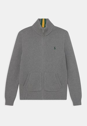 MOCK - Strickjacke - fawn grey heather