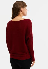 WE Fashion - Jumper - vintage red - 2
