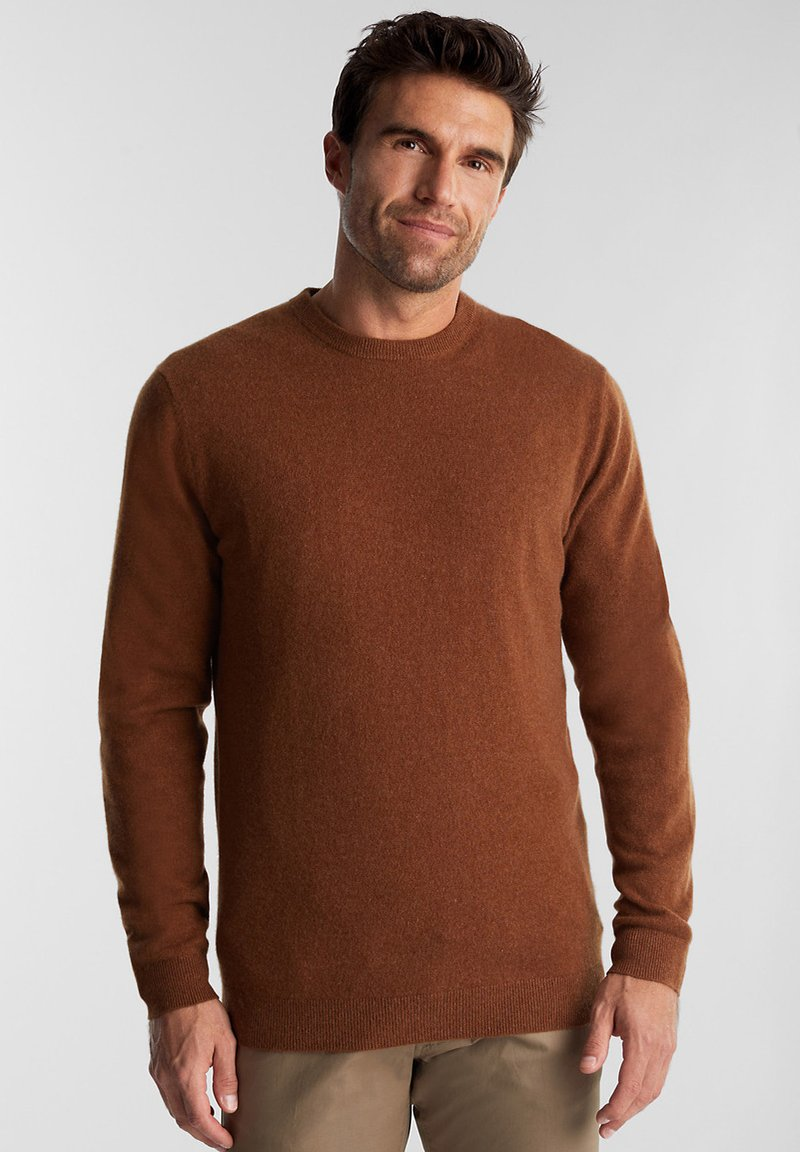 Esprit Collection - Jumper - rust brown
