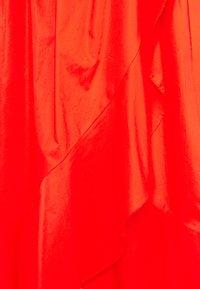 TWINSET - ABITO BUSTINO LUNGO - Maxi dress - corallo - 6