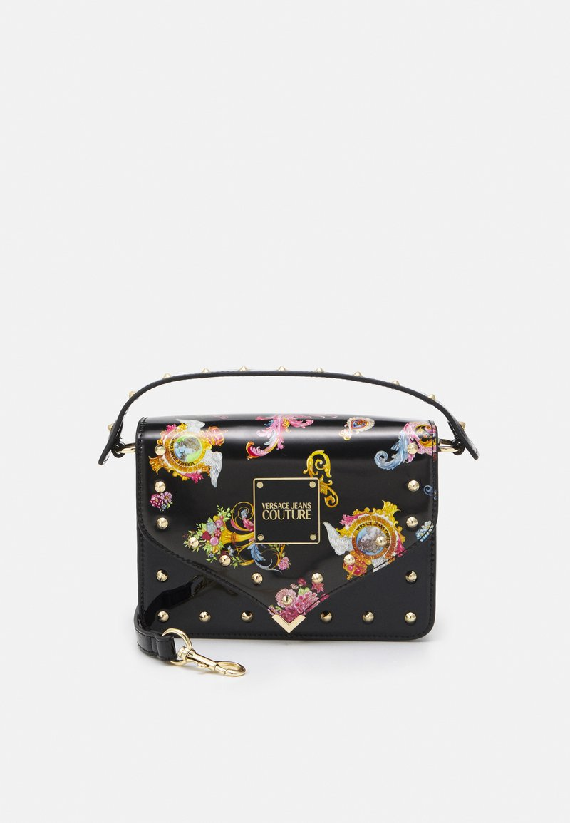 Versace Jeans Couture - STUDS REVOLUTION CROSSBODY - Across body bag - multicolor