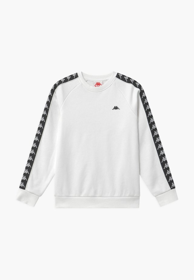 HARRIS - Sudadera - bright white