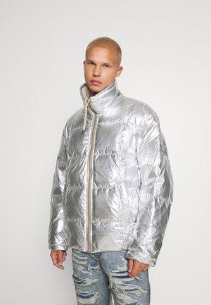 W-OLF - Down jacket - silver
