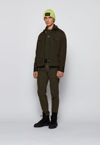 BOSS - SCHINO-TABER - Trousers - open green - 1