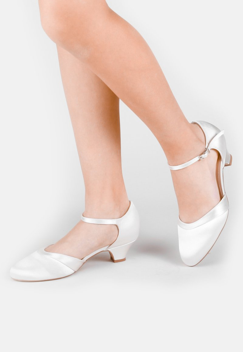 Paradox London Pink - ANGELA - Classic heels - white