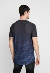 Supply & Demand - FUSE - T-shirt con stampa - black - 2