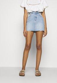 Abrand Jeans - SKIRT - Mini skirt - florence - 0