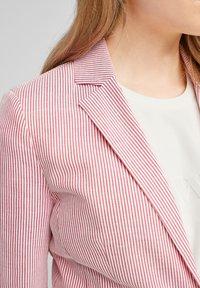 s.Oliver - Blazer - true red stripes - 5