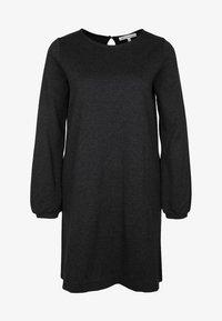 Blaumax - Jersey dress - antracite - 3