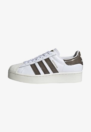 SUPERSTAR BOLD W - Sneakers laag - white