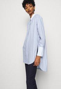 By Malene Birger - EAUBONNE - Button-down blouse - chambray blue - 3
