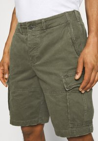 Abercrombie & Fitch - Shorts - grape leaf - 3