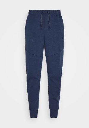 Tracksuit bottoms - midnight navy/black