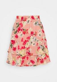 VILA PETITE - VILUCA SHORT SKIRT PETITE - Mini skirt - old rose - 0