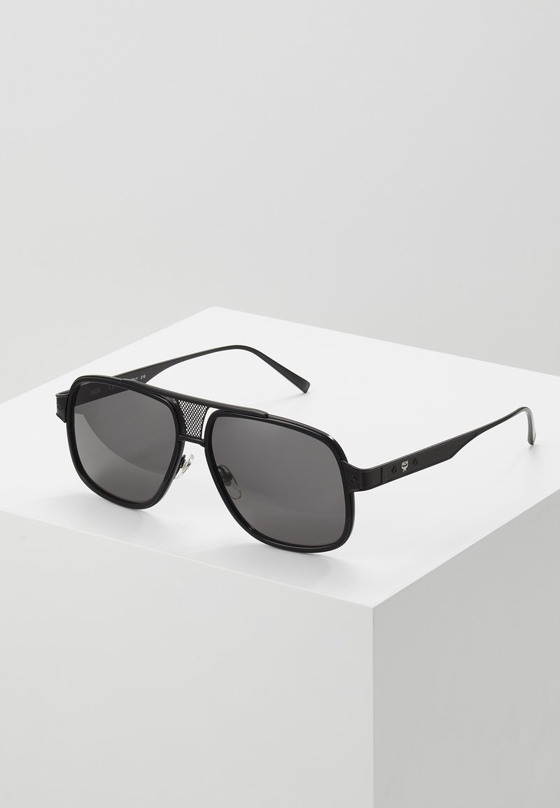 MCM - Sunglasses - charcoal black