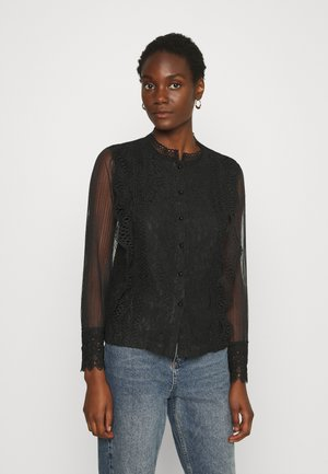 APPEL BLOUSE - Košile - black