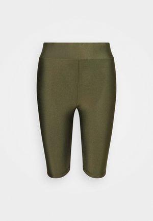 NMPARLA SOLID BIKER - Shorts - kalamata