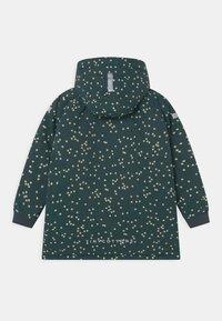 TINYCOTTONS - UNISEX - Winter coat - dark green/off-white - 1