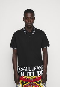 Versace Jeans Couture - MAN - Polo - nero - 0