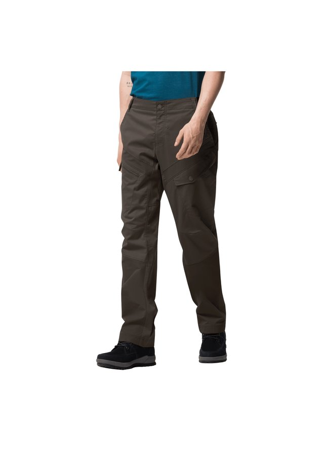 Outdoor trousers - brownstone