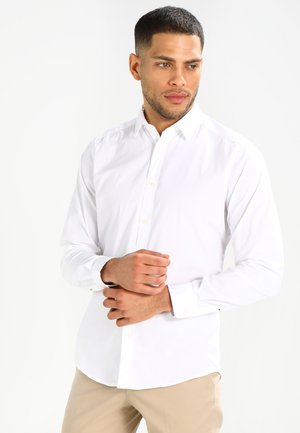 SOLIST SLIM FIT - Koszula - white