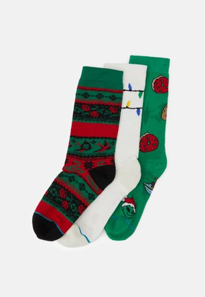 ORNAMENTS 3 PACK - Calcetines - multi-coloured
