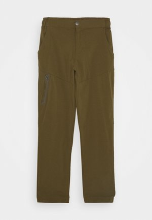TECH TREKPANT - Trousers - new olive