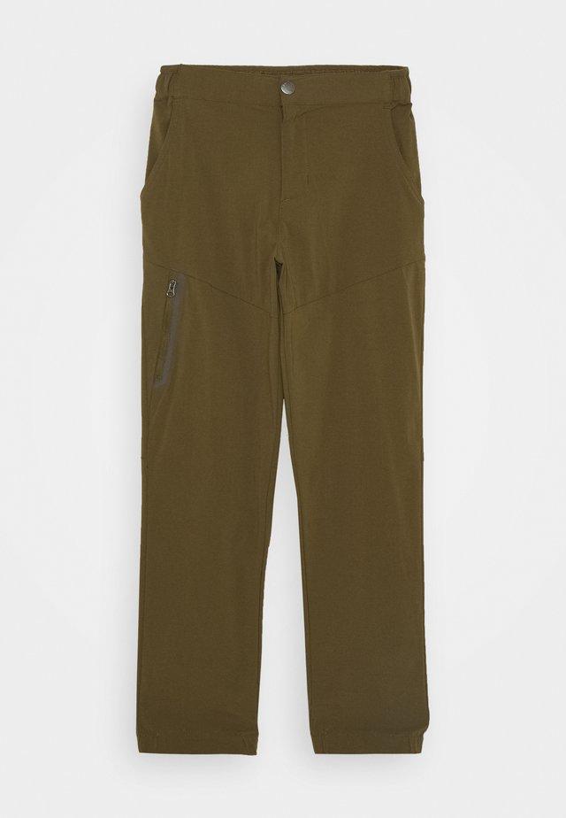 TECH TREKPANT - Pantalon classique - new olive