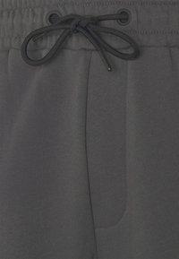 YOURTURN - UNISEX SPECIAL TRIMS - Short - dark grey - 2